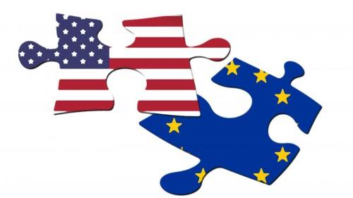 EU - USA - Puzzle