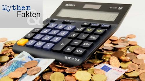 Mythen & Fakten zur Steuerreform